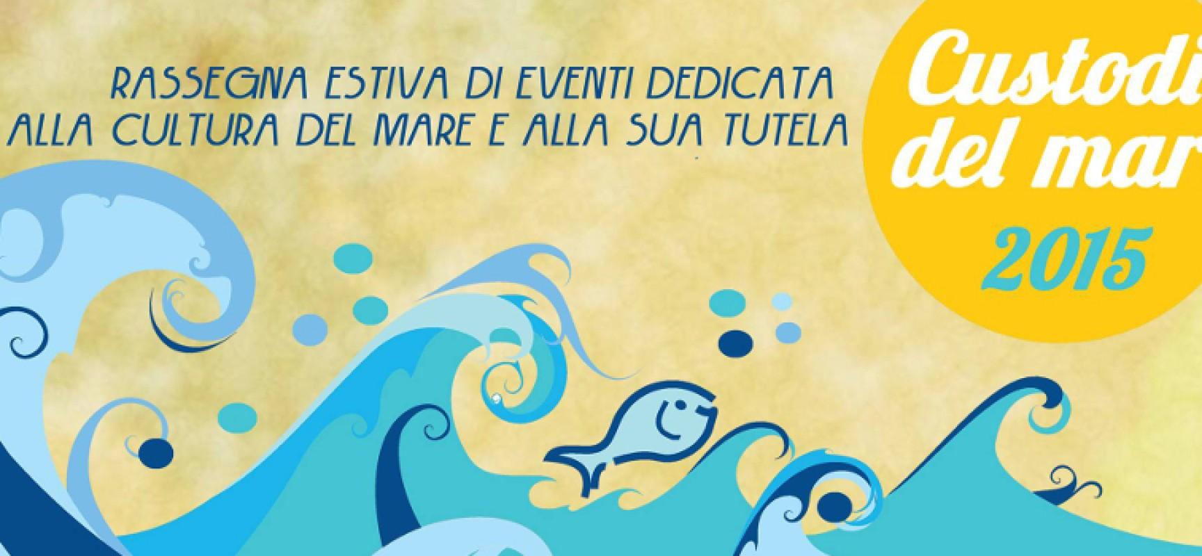 """Si rinnova la rassegna annuale """"Custodi del mare"""" a cura di ZonaEffe / PROGRAMMA"""