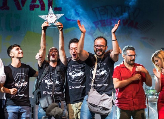 I biscegliesi Pan Island Project trionfano al festival musicale campano Music Week