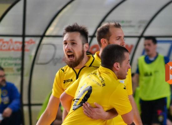 """Garofalo: """"Futsal Bisceglie? non ci ho pensato due volte a dire di si"""""""