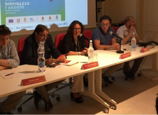 """Presentati a Palazzo Tupputi i """"Laboratori del gusto"""" 2015"""