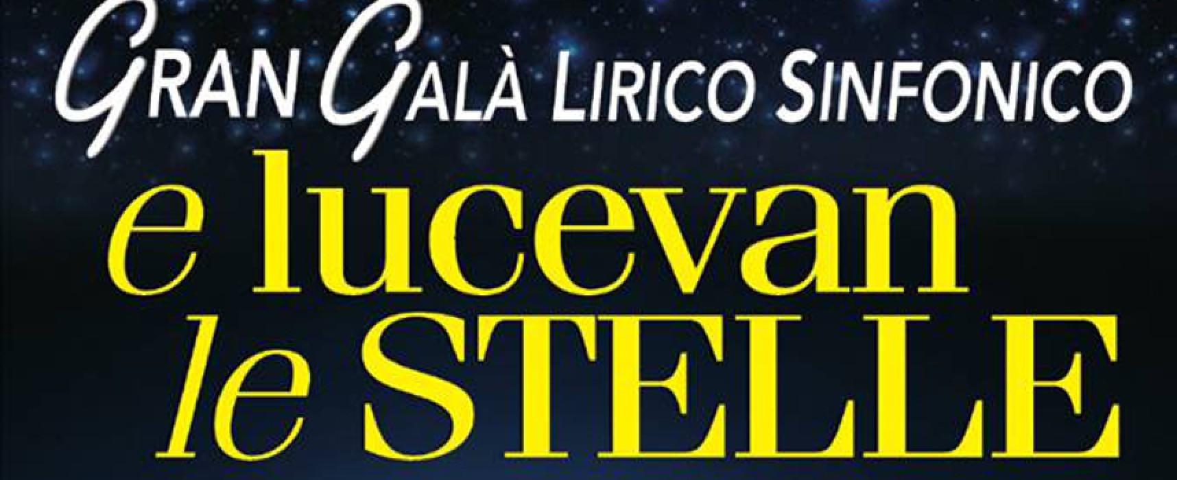 """La Fondazione """"Biagio Abbate"""" presenta """"E lucevan le stelle"""", giovedì 30 presso il waterfront"""