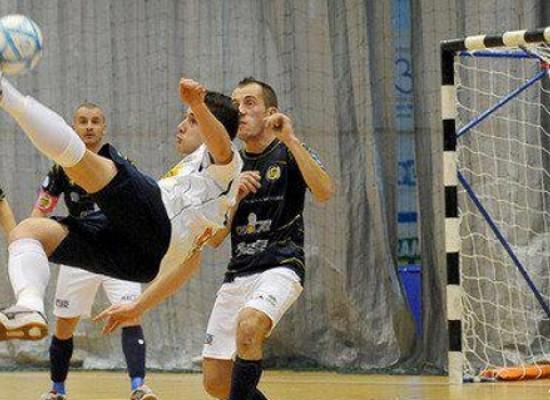 Un vincente alla corte di Ventura, il Futsal Bisceglie acquista Mazzariol