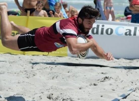 Magna Grecia Beach Rugby Cup: tappa annullata, Draghi Bat al Master finale
