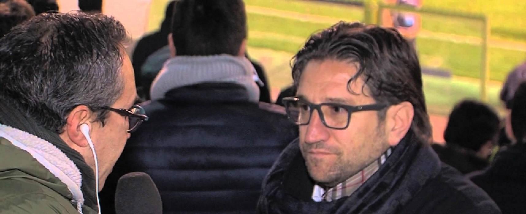 Accordo vicino tra il Bisceglie ed il direttore sportivo De Santis