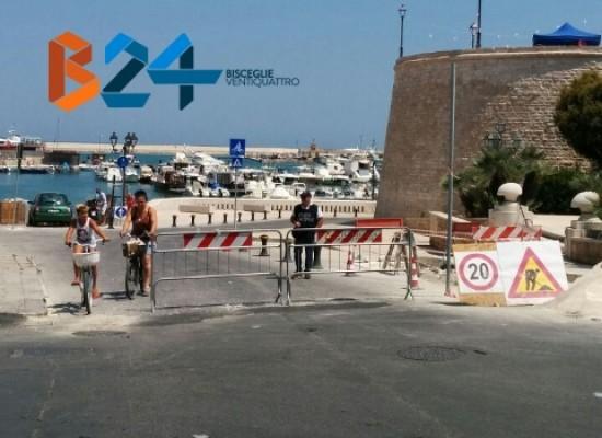 Waterfront, chiusura al traffico per organizzazione eventi estivi / DETTAGLI
