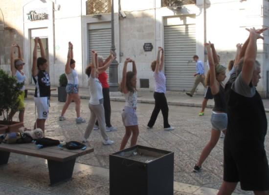 """""""Lungomare del Wellness"""": i benefici dell'attività fisica e il fascino della litoranea / DETTAGLI"""
