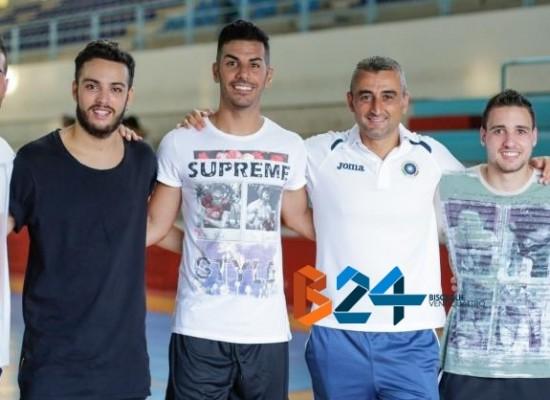 Futsal Bisceglie: domani amichevole col Manfredonia, il 25 presentazione ufficiale
