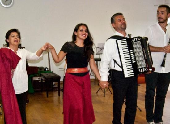 """Gli artisti dell'Associazione Culturale """"Valeria Martina"""" portavoci della tradizione pugliese in Croazia"""