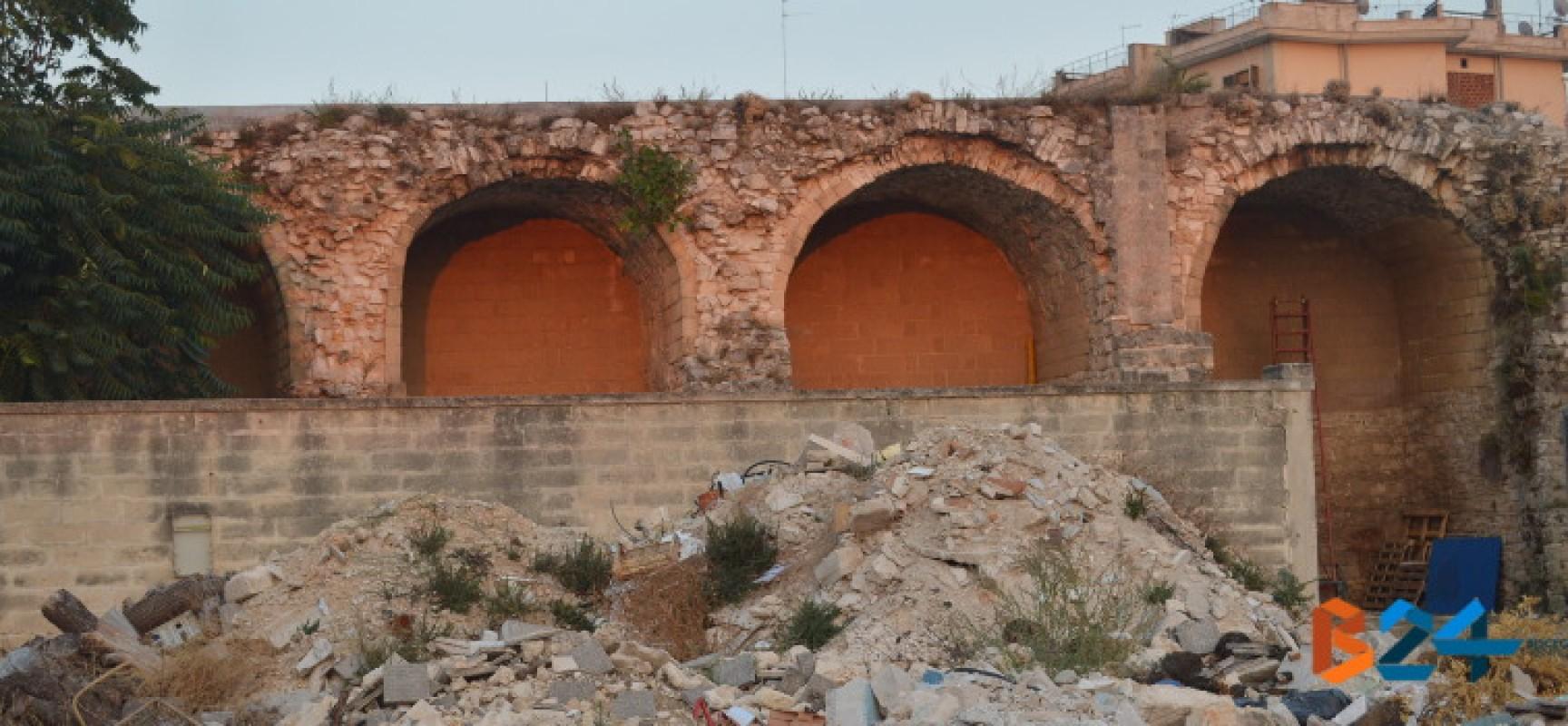 """Recupero bastione san Martino e Palazzo Milazzi, Spina: """"Tsunami del cambiamento"""""""
