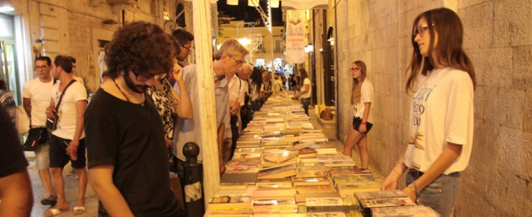 """Cultura e solidarietà: """"Libri nel Borgo Antico"""" 2015 si fa laboratorio d'integrazione"""