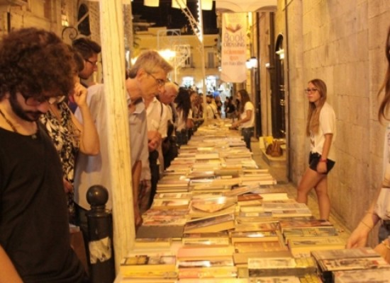 Libri nel Borgo antico: torna per il terzo anno consecutivo il progetto Scambialibri