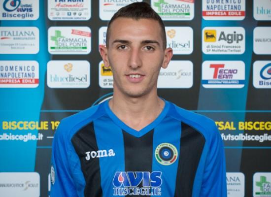 Terzo acquisto in casa Diaz, dal Futsal Bisceglie preso Cassanelli