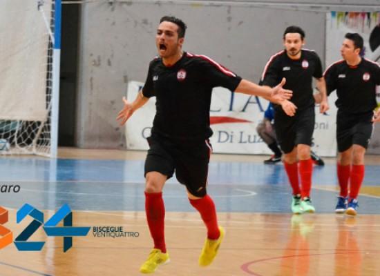 Il Futsal Bisceglie non ha perso tempo sul mercato, preso Colaianni. Domani il raduno