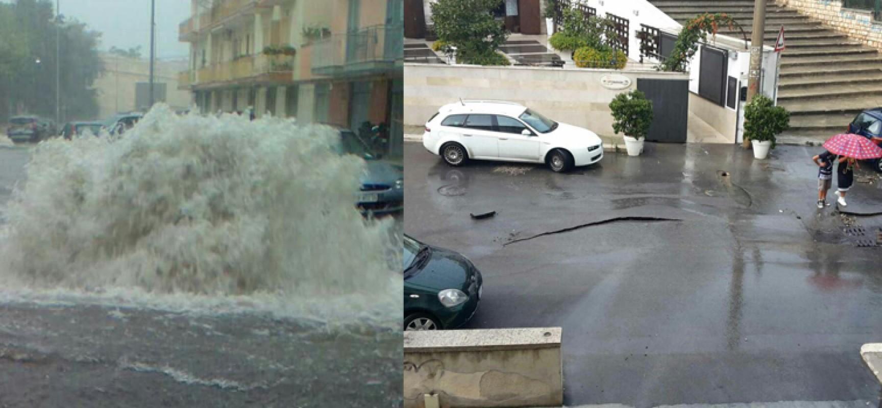 Via Porto, 50mila euro per riparare i danni causati dal maltempo dello scorso agosto