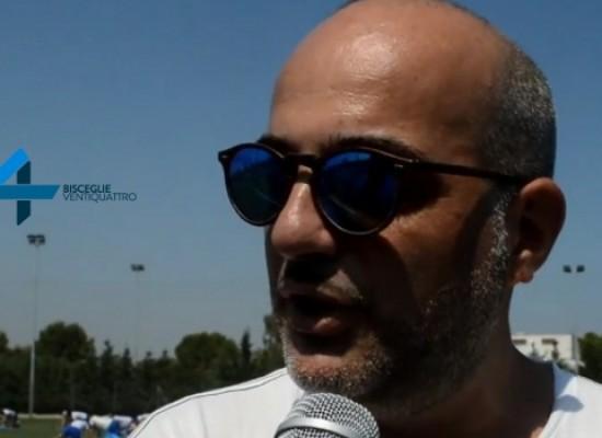 """Leonardo Pedone (dg Unione Calcio): """"Abbiamo accordo con l'amministrazione comunale per giocare al Ventura""""/VIDEO"""