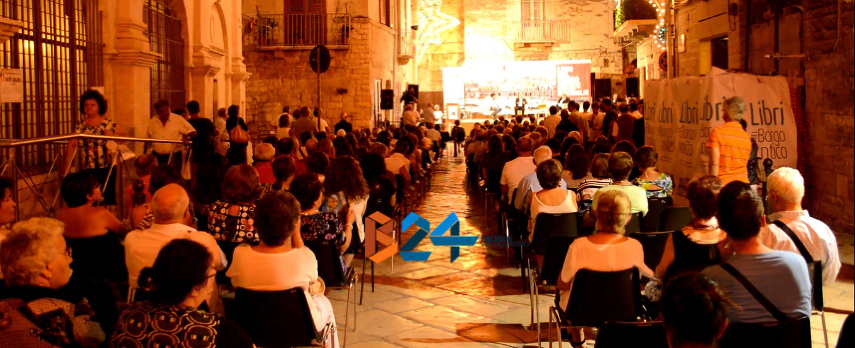 Libri nel Borgo Antico, interviste ai big della seconda serata: Aprile, Oliva, Silvan e Tozzi / VIDEO e FOTO