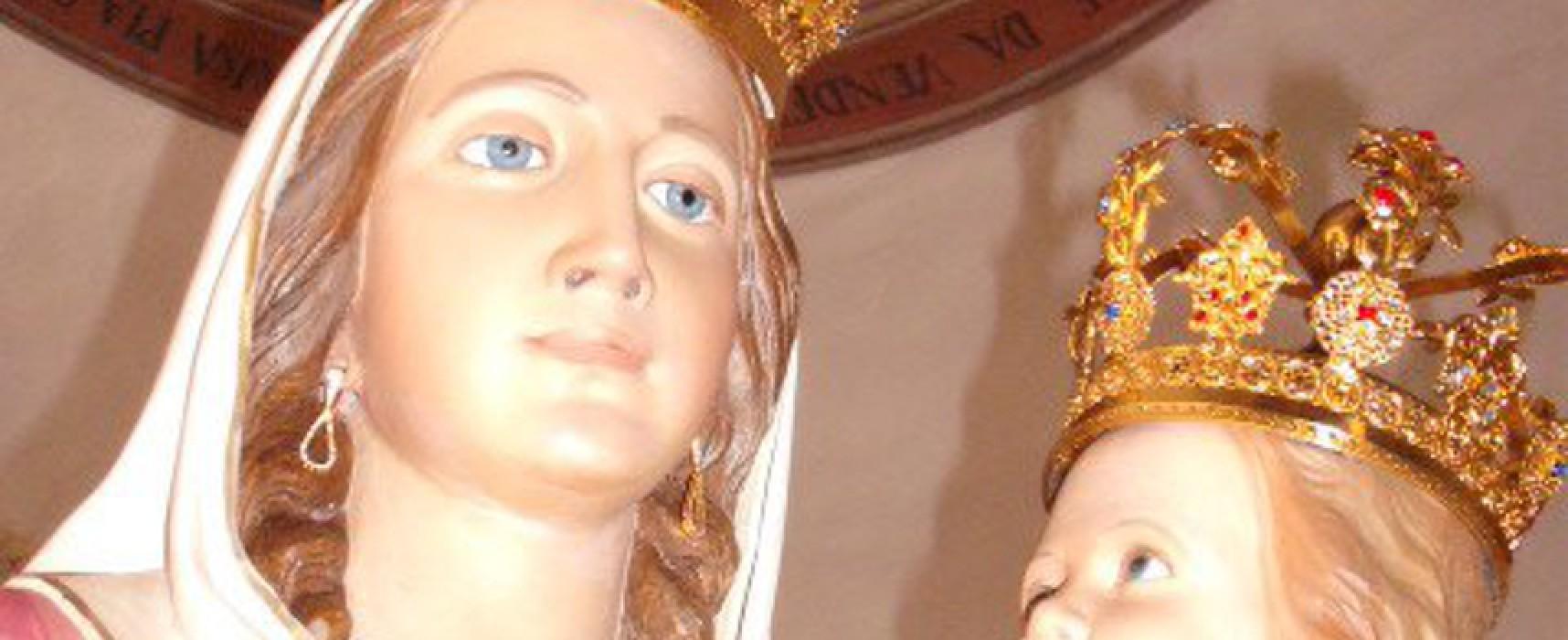 Festeggiamenti in onore della Madonna del Pozzo a Bisceglie: ecco il PROGRAMMA completo
