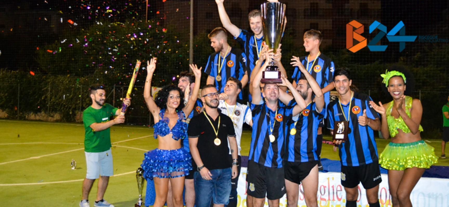 Stasera si gioca la finalissima del Trofeo Bisceglie24 tra Bunker Cantera e Città Mercato