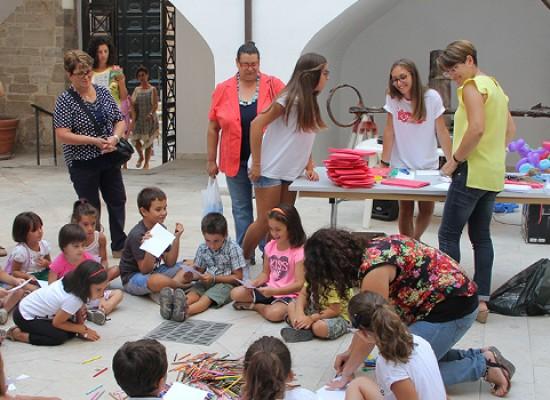 """""""Borgo delle fiabe"""" e visite guidate gratuite durante la tre giorni di """"Libri nel Borgo Antico"""" 2015"""
