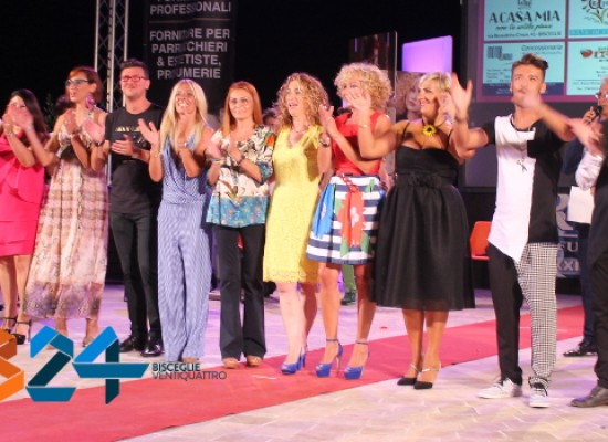 L'Associazione Acconciatori Biscegliesi fa squadra e regala una serata tra moda, arte e professionalità / FOTO