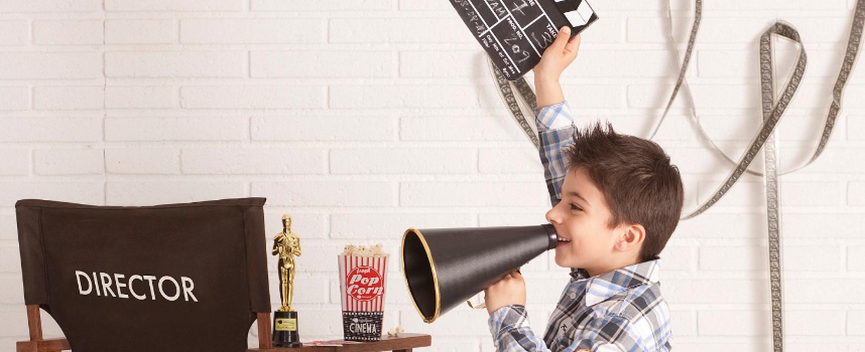 """""""Cinekids Lab"""": laboratorio cinematografico per bambini al Parco delle Beatitudini / PROGRAMMA"""