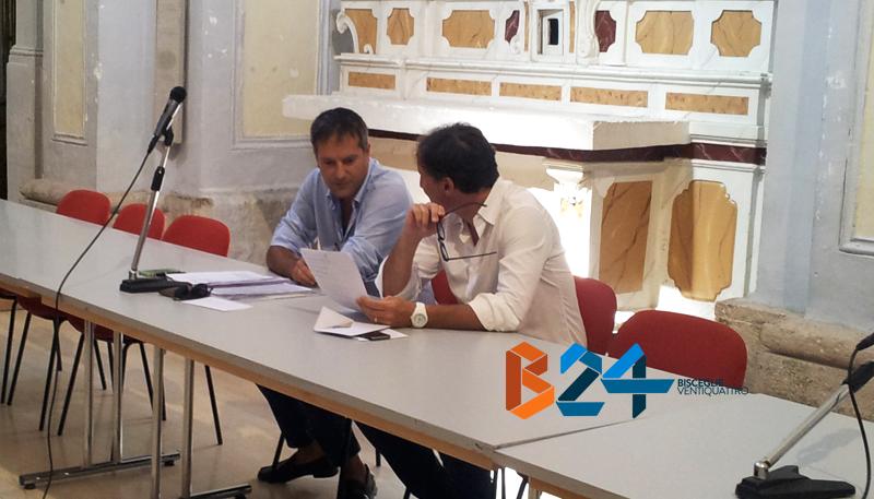 consiglio comunale 29 agosto 2015 Angarano Boccia