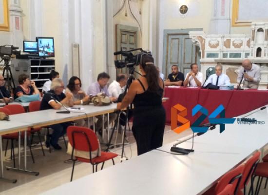 Assessori e consiglieri di maggioranza in Democratici-popolari per Bisceglie: c'è anche Di Tullio
