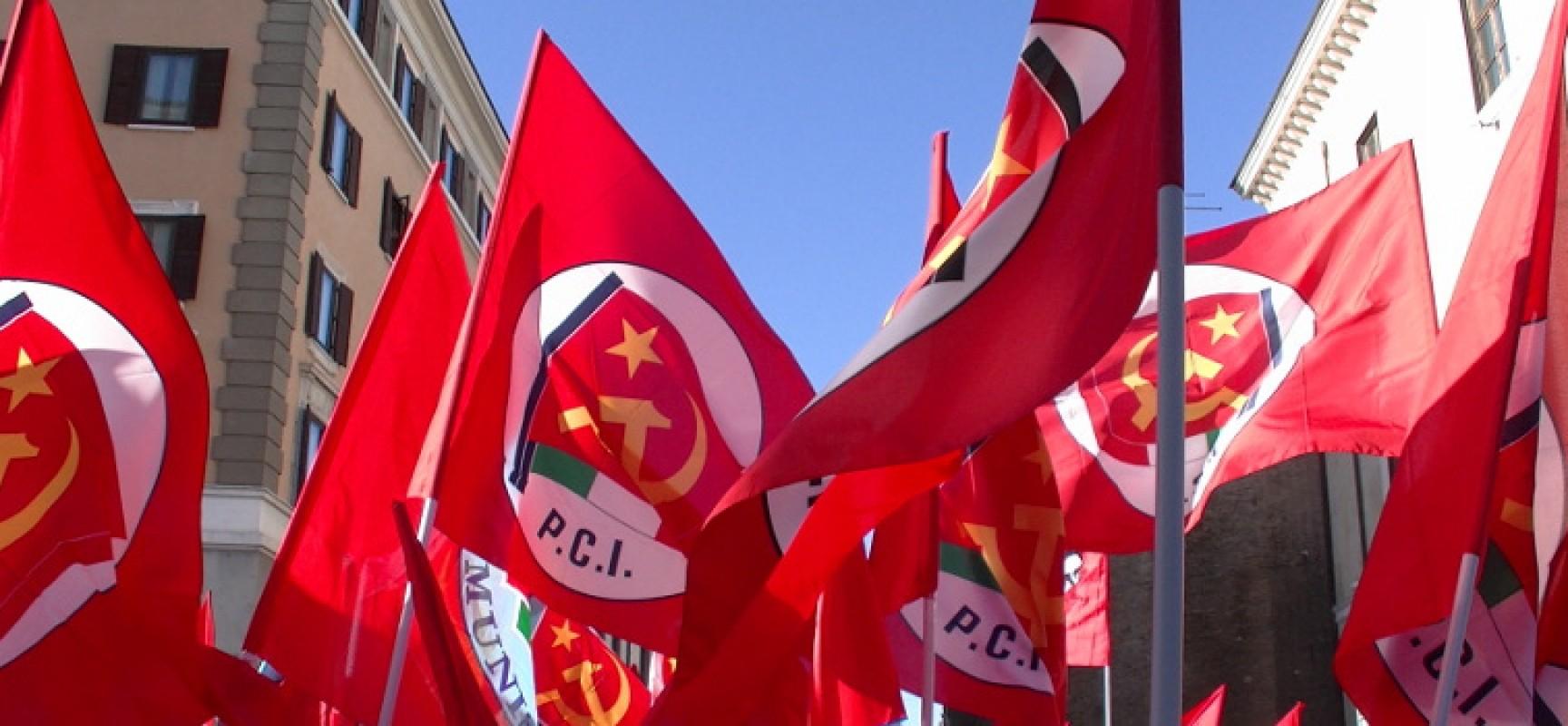 """Politiche 2018, il Partito comunista biscegliese sceglie """"Potere al Popolo"""""""