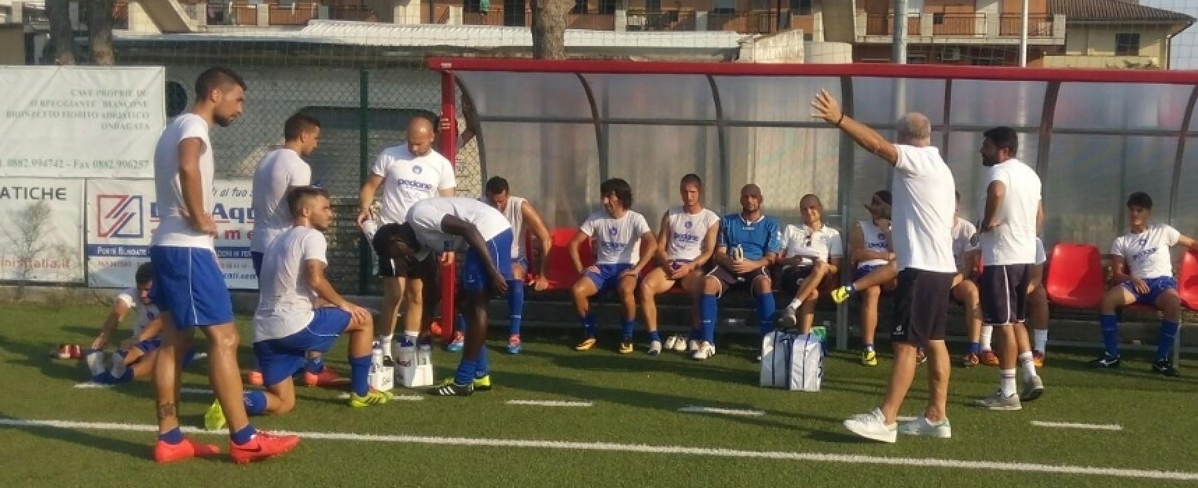 Unione Calcio, a Grottaglie con l'obiettivo di ritrovare il successo
