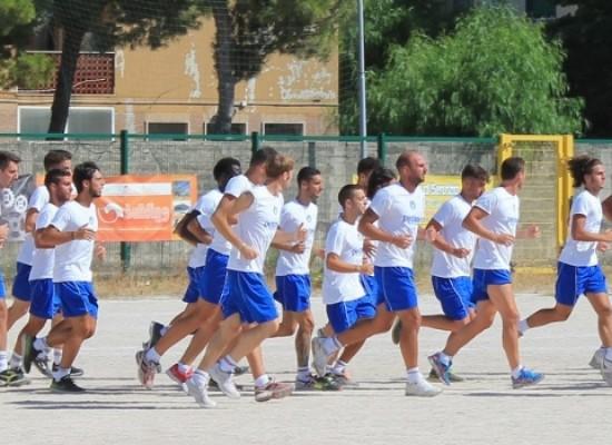Unione Calcio, impegnativa trasferta a Casarano