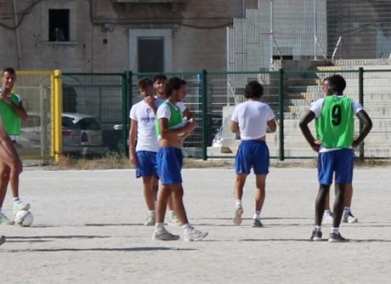 Unione Calcio, domani amichevole contro l'Equipe Dilettanti Puglia