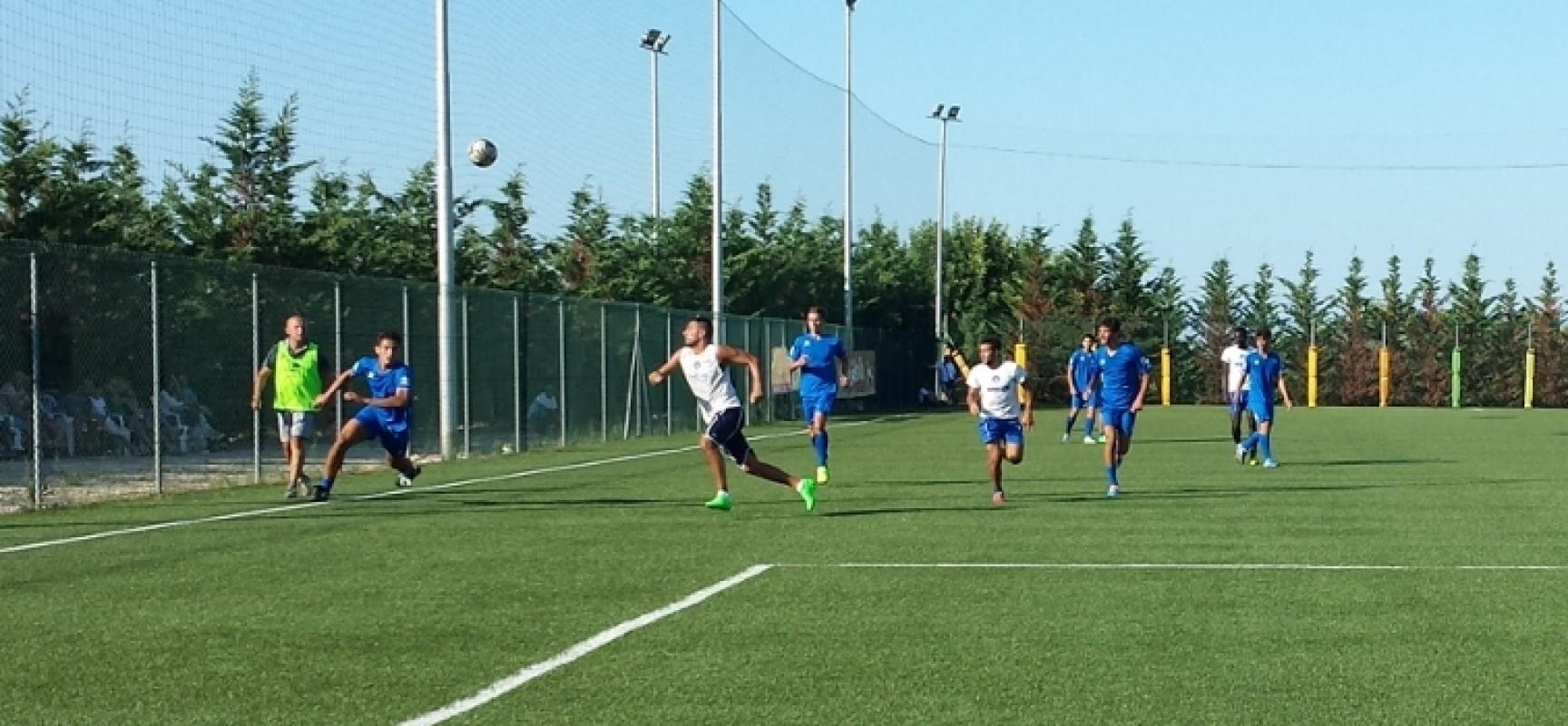 Unione Calcio, la vittoria contro il Barletta sfuma all'ultimo minuto