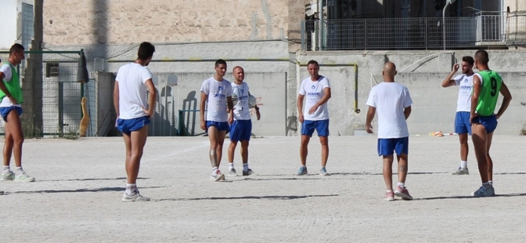 Unione Calcio, ripartire in campionato contro il Castellaneta