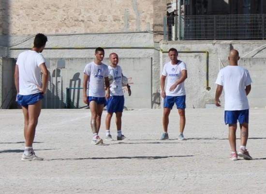 L'Unione Calcio domani di scena a San Severo per la terza amichevole