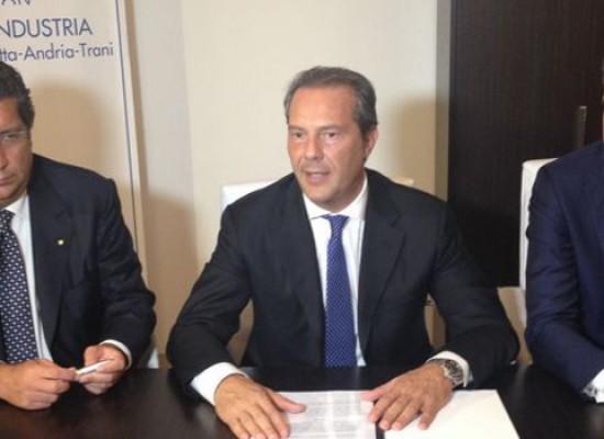 Sottoscritto l'accordo Provincia-Confindustria per snellire le procedure di autorizzazione ambientale