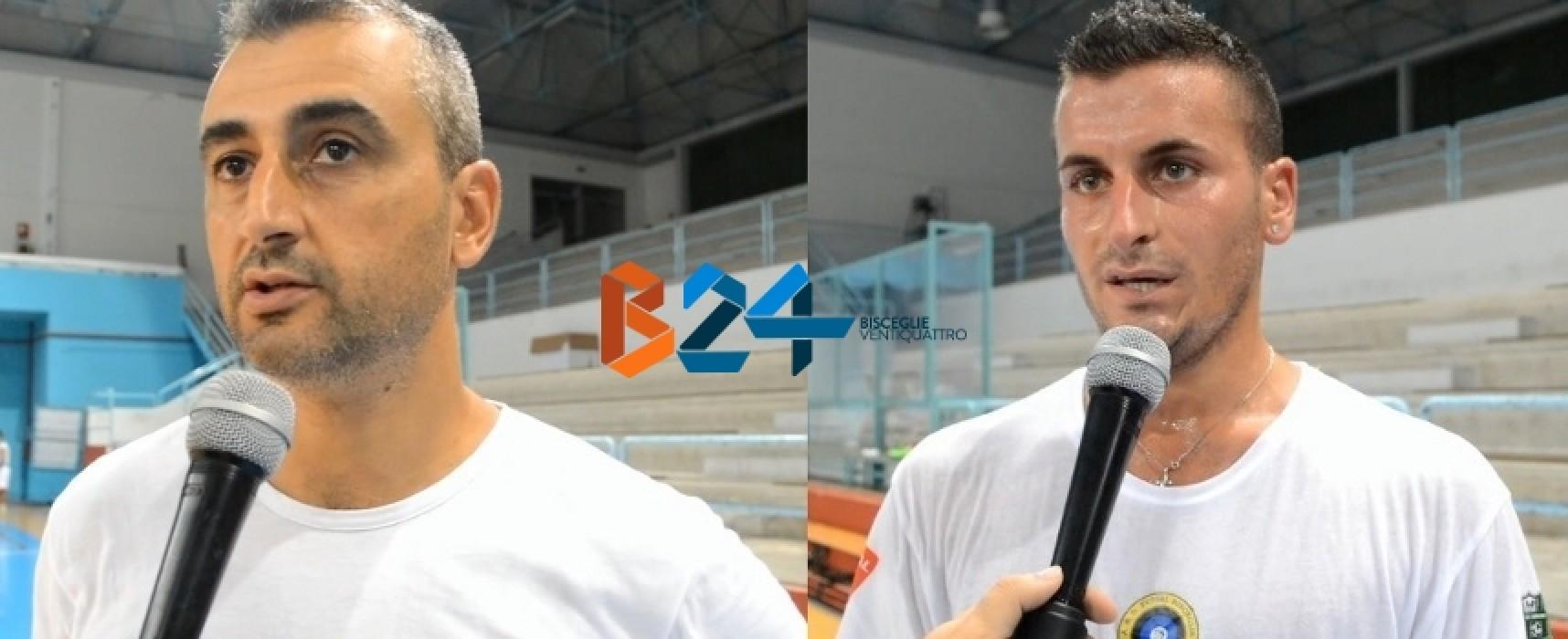 Il Futsal Bisceglie continua a lavorare, in settimana due amichevoli/VIDEO