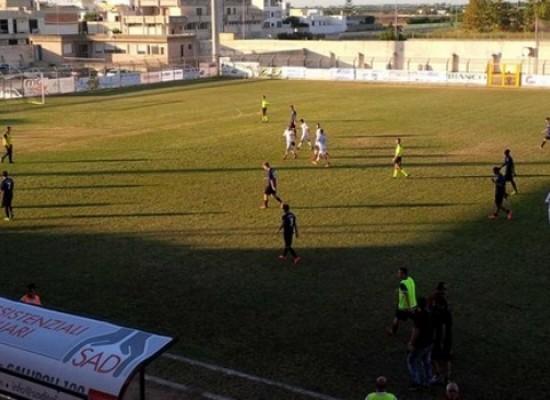 Stop esterno per il Bisceglie calcio, battuto 2-0 dal Nardò/CLASSIFICA