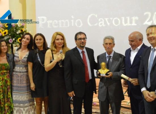 """""""Premio Cavour"""", Spina: «Pro Loco Bisceglie esempio di operosità e attaccamento al territorio» / FOTO"""