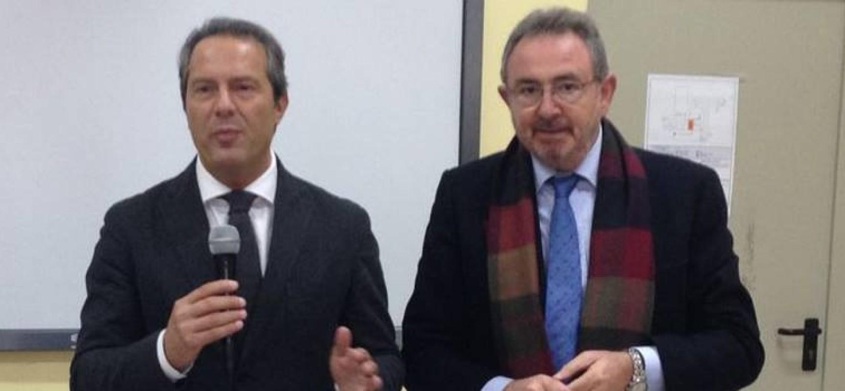 Provincia, prof. Luciano Gigante nominato consulente programmazione rete scolastica e gestione edilizia