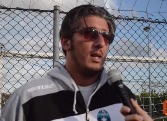 Bisceglie Calcio, il punto del presidente Ingrosso / VIDEO