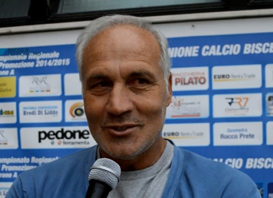 Unione Calcio, mister Di Corato pronto al debutto in campionato/VIDEO