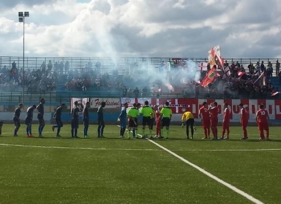 Unione Calcio, sconfitta amara contro il Team Altamura