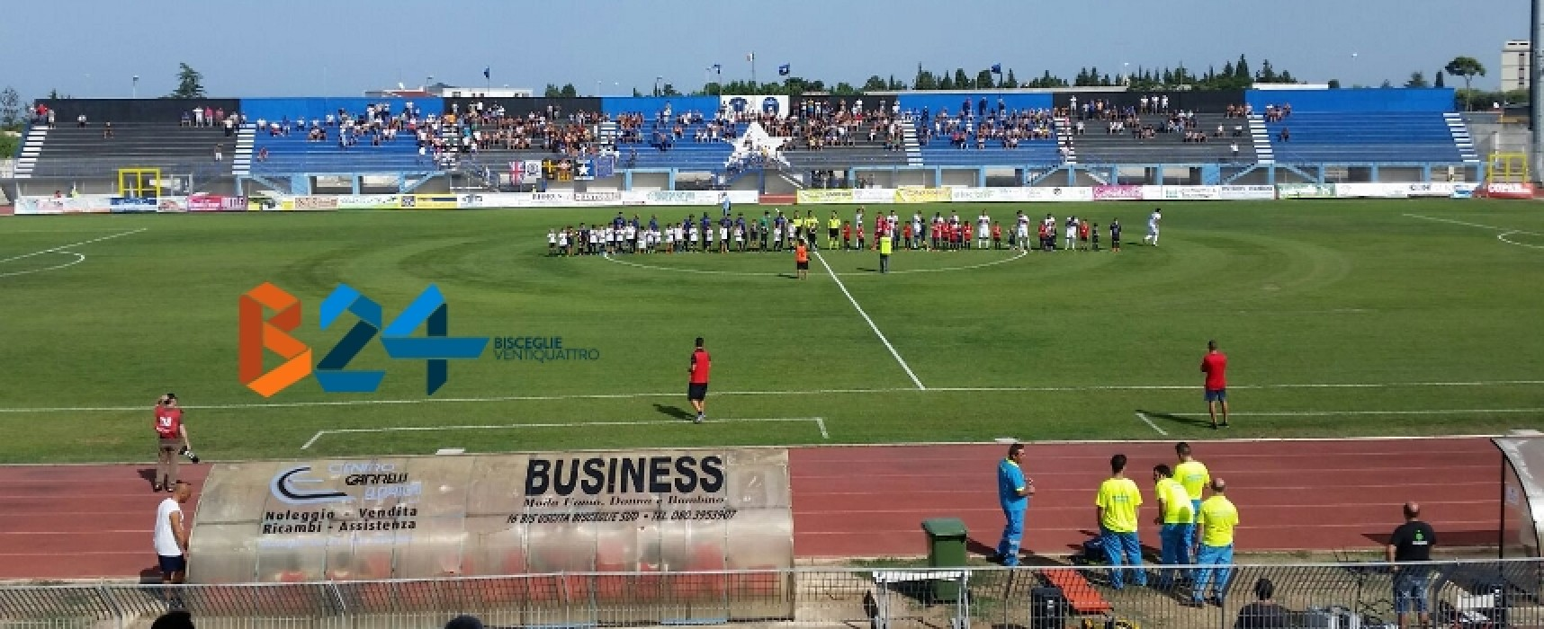 Diretta scritta: Bisceglie-Taranto 2-1 FINALE