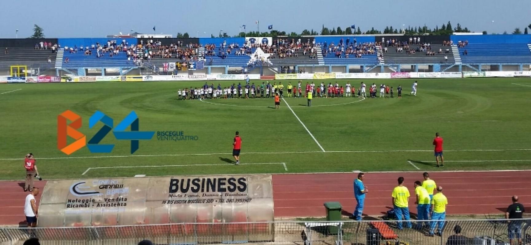 Coppa Italia serie D, sarà ancora Bisceglie-Taranto/TABELLONE COMPLETO
