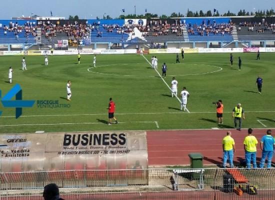 Oggi (h.14.30) c'è Bisceglie-Taranto, in palio i sedicesimi di Coppa Italia