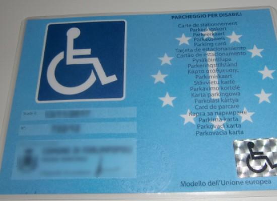 Contrassegni per disabili, dal 15 settembre in vigore solo quelli europei / DETTAGLI per la sostituzione