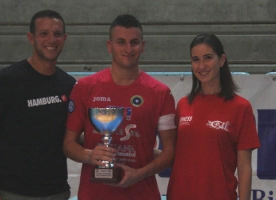 Al Futsal Bisceglie il 3° Trofeo Avis, Sanchez mattatore di giornata