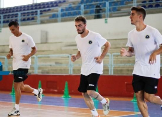 Futsal Bisceglie: ceduto Garofalo a Capurso, oggi amichevole con l'under 21