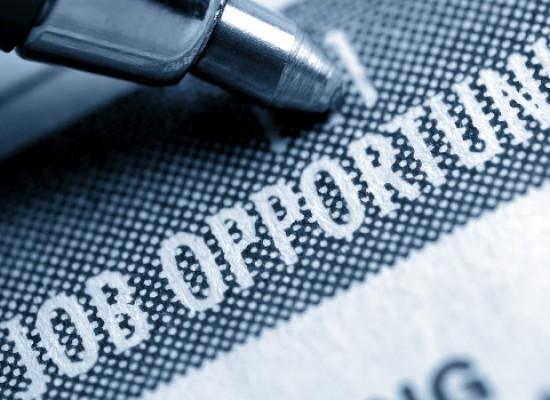 Offerte di lavoro in azienda metalmeccanica (Bisceglie) e in un centro commerciale (Barletta)