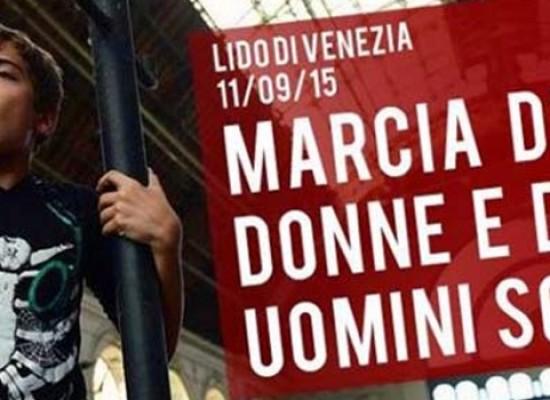 """La """"Marcia delle donne e degli uomini scalzi"""": appuntamento sabato 12 in Piazza Diaz"""